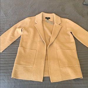 J. Crew Women's Sophie open-front sweater-blazer
